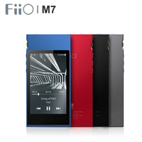 FiiO M7 Player MP3 Bluetooth4.2 aptX HD LDAC High Res Audio Lossless Music PlayerTouch Screen with FM Radio Support Native
