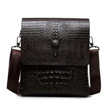 New Portable Hand Work Business Office Male Messenger Bags Men Briefcase For Document Handbag Satchel Portfolio Bussiness