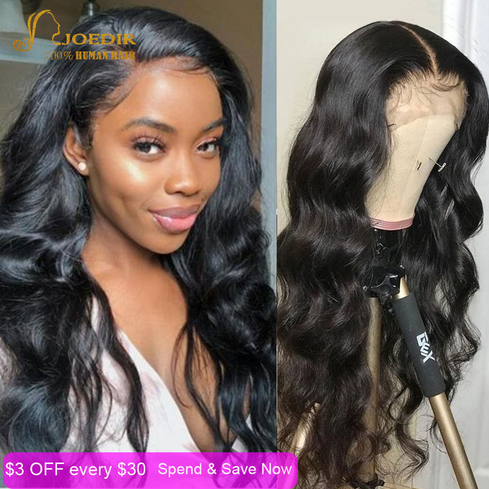 Brazilian 4x4 Closure Body Wave Lace Front Wigs Full Lace Lace Front Human Hair Wigs Remy 360 Lace frontal Wig For Black Women