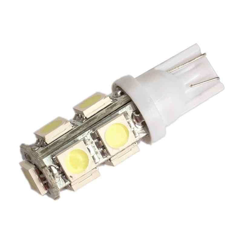 2Pcs Auto Auto Ha Condotto La Luce 194 168 W5W T10 9SMD 5050 Automobili Led Coda del Segnale di Girata Luce di Indicatore Laterale -emitting Diode Lampada Lampadina