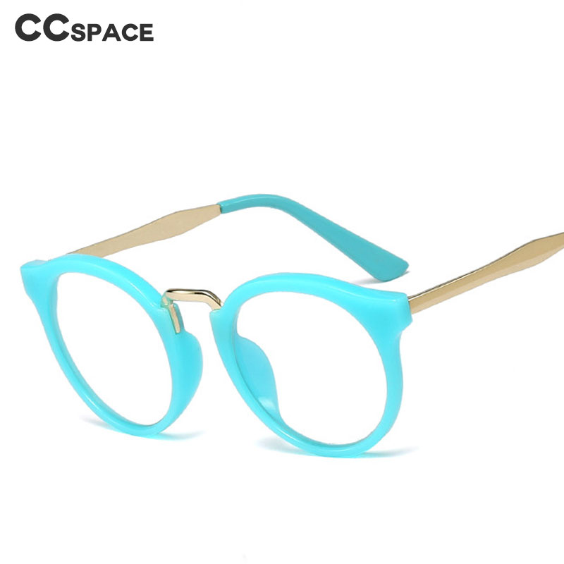 48099 Cute Anti-blue Light Kid Ultralight Glasses Frames Men Women Optical Fashion Computer Glasses