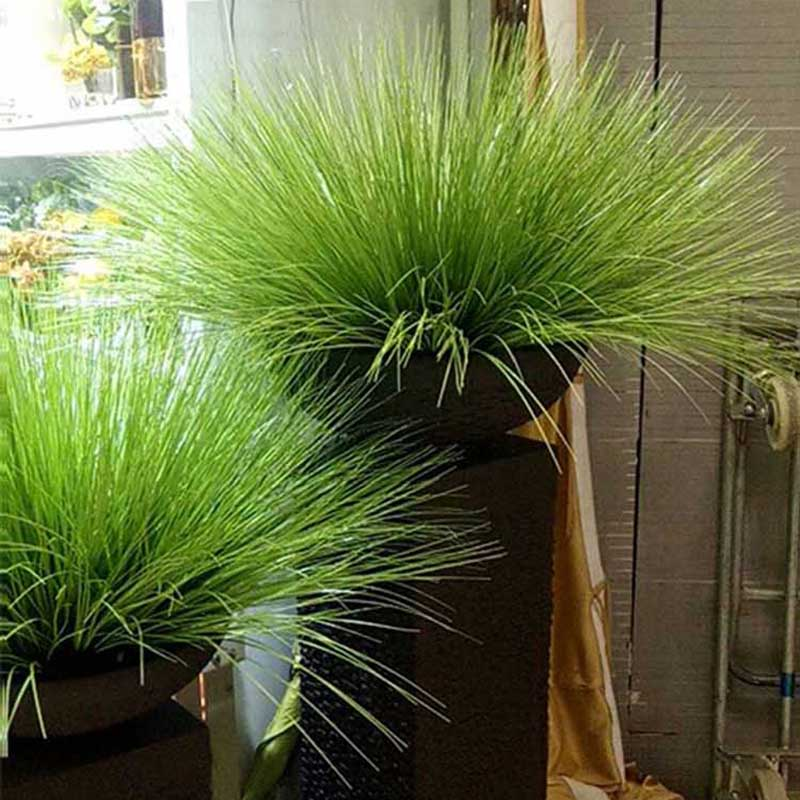 Artificial Plant Green Grass Artificial Grass Plastic Plant Home Decor Fake Plant For Wedding Party Garden Artificial Flower