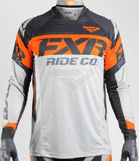 FXR Motorcycle Racing Motocross MX Shirt 2
