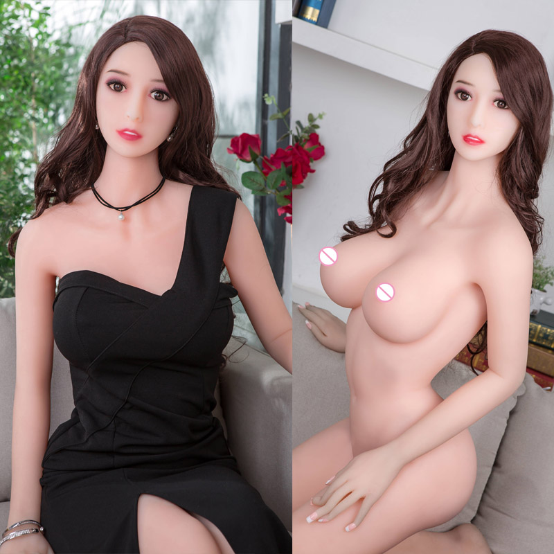 158cm Realistic Sex <font><b>Doll</b></font> Real Love <font><b>Doll</b></font> with TPE Metal Skeleton Love <font><b>Doll</b></font> with <font><b>Big</b></font> Chest and <font><b>Big</b></font> <font><b>Ass</b></font> Realistic Vagina <font><b>Sexy</b></font> <font><b>Doll</b></font> image