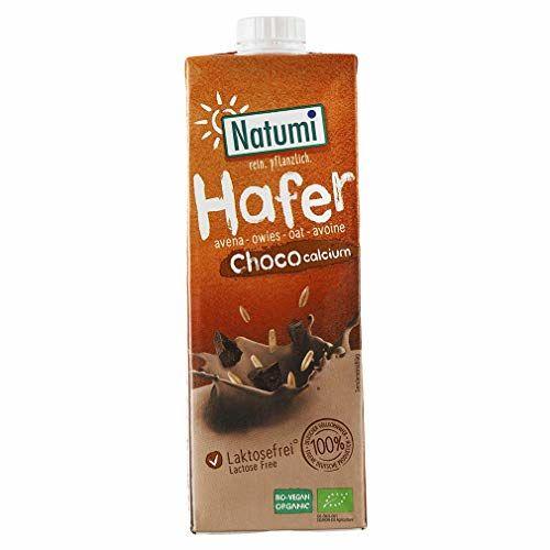 Natumi Bio Hafer Choco Calcium (1 X 1 L)