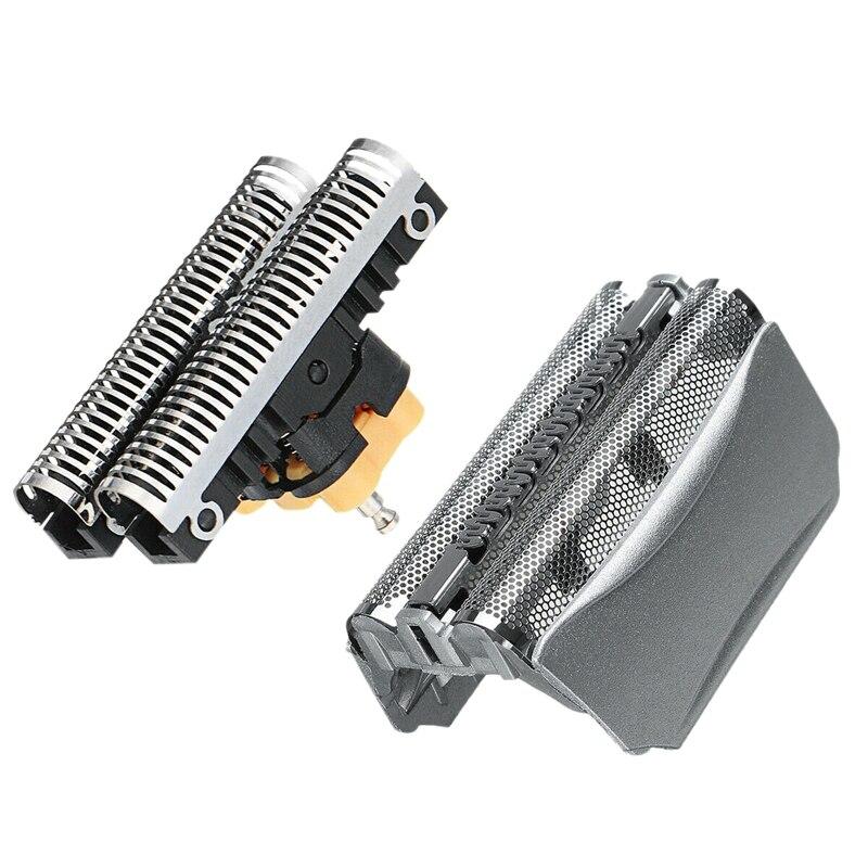 Lâmina + Cabeça de Barbear para Braun Combi Pacote Substituição Series 5 8000 Barbeador 5643 5758 8970 51s Mod. 112477