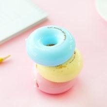 Корректирующая лента kawaii вкусные пончики 5 мм белые корректирующие