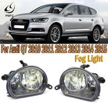 Pmfc conduziu a luz de nevoeiro dianteira do carro conduziu a luz do carro-estilo da lâmpada de nevoeiro para audi q7 2010 2011 2012 2013 2014 2015 4l0941699 4l0941700