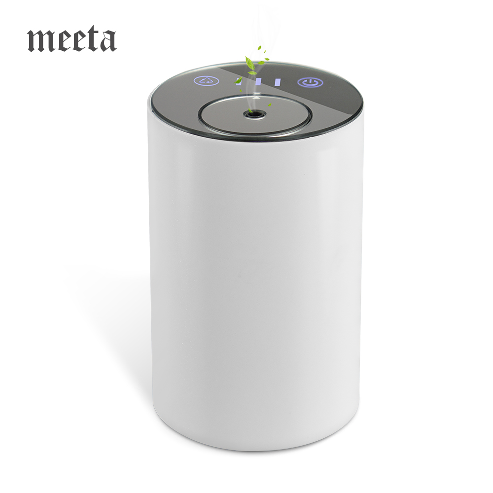 Waterless Aroma Essential Oil Air Diffuser Car Usb Auto Aromatherapy Nebulizer Rechargeable Portable Mist Maker For Home Yoga