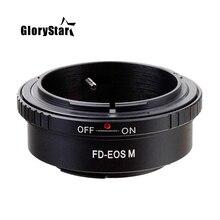 Fd eos محول تركيب حلقة لكانون Fd عدسة إلى Eos Ef جبل كاميرا كاميرا الآلات الدقيقة لا يمكن ارتداء عدسة حماية