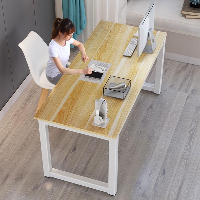 Computer Desk Desktop Home Bedroom Modern Simple Double Simple Office Desk Student Desk Study Desk
