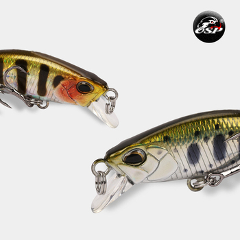Crankbaits Crankbait Fishing Lures Fishing Lure Artificial Fishing Lure River Minnow Se Uelos De Pesca Minnow Hard Bait Wobbler 1pcs fishing lures wobbler minnow swim crankbait12 5cm 14g artificial hard bait jig pesca trolling jerk bait fishing tackle lure