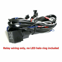 Mobil Relay Harness Auto 4 LED Fade-In-Out Kabel Listrik Pengganti(China)