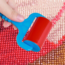 Multifunction Diamond Painting Cross Stitch Tool Diamond Painting Plastic Roller Rolling Tool Diamond Painting Accessories