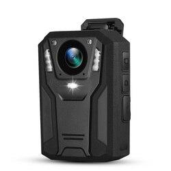 BOBLOV 1296P Body Worn Camera 32G/64G 9H Recording Wearable Video Recorder Night Vision Police Camera DVR Security Pocket camera