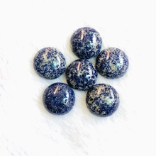 Hurtownie 5 sztuk, Lapis, czerwony Jaspe r, awenturyn 15mm okrągły klejnot kamień koraliki typu kaboszon, klejnot kamień Cabochon pierścień twarz do tworzenia biżuterii