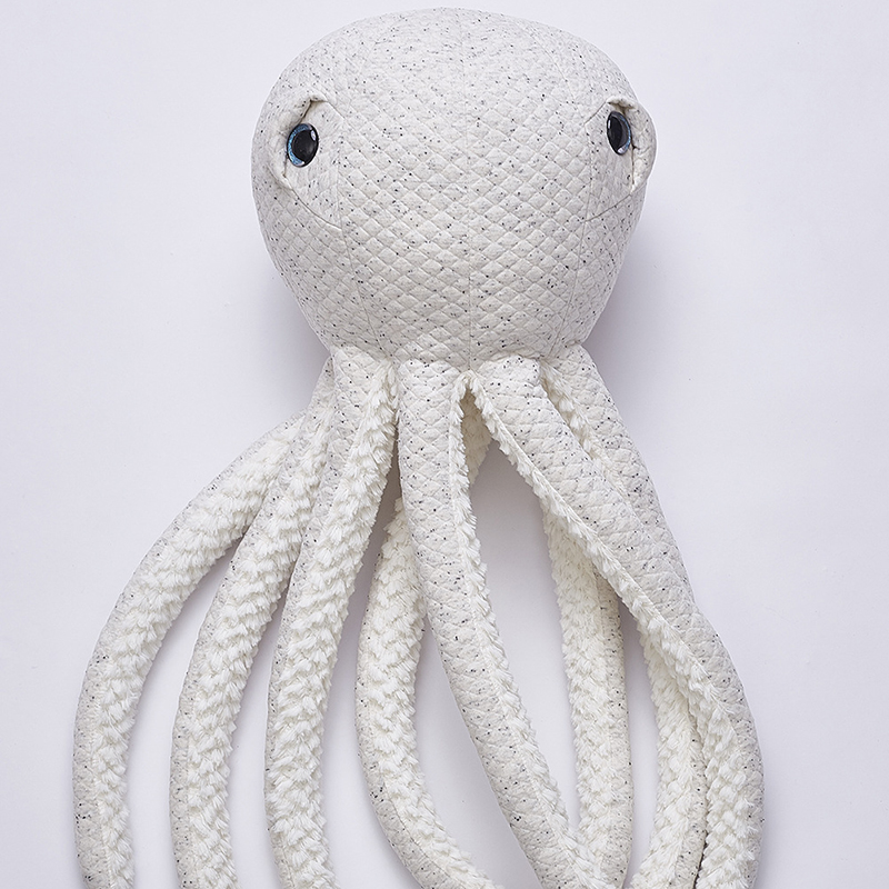 Newborn Cuddle Pillow Bed  Cushion Cute Octopus Baby Pillow Cushion Cotton Bedding Baby Room Decor