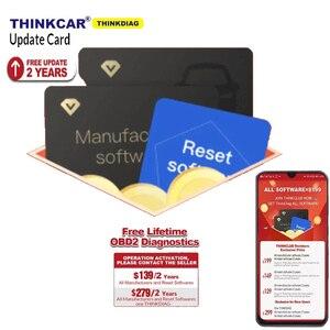 Image 2 - Thinkdiag tam yazılım kartı 2 yıl sıfırlama yazılımı aktif tüm yazılım PK diagzone eski sürüm Thinkdiag