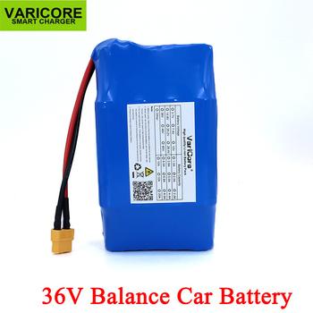 VariCore 36V 5 2AH 4 4AH akumulator litowo-jonowy akumulator litowo-jonowy do elektrycznego skuter utrzymujący równowagę hoverboard unicycle tanie i dobre opinie 10-20ah 36 v Bateria litowa