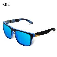 Мужские Винтажные алюминиевые поляризованные солнцезащитные очки, классические брендовые солнцезащитные очки с покрытием, очки для вождения для мужчин/женщин