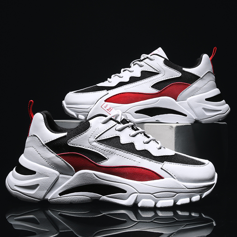 Men Fashion Shoes Male Casual Shoes Designers Sneakers For Men Breathable Luxury Brand Spring/Autumn Chaussures Homme Dropping