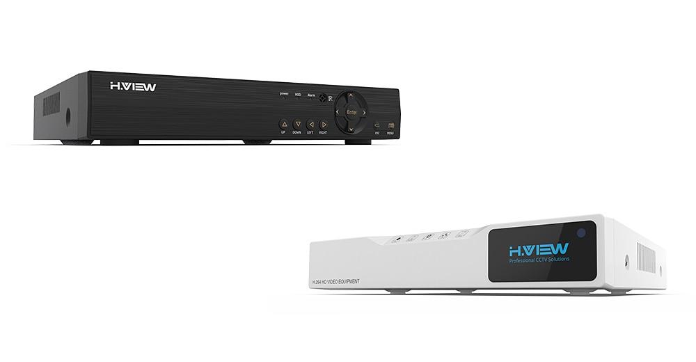 Hfadde6efeb394fe188686124e660520cf H.VIEW 4CH 720P Video Surveillance Kit Camera Video Surveillance Outdoor CCTV Camera Security System Kit CCTV System for Home