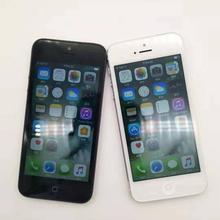 """Apple iPhone 5 разблокированный мобильный телефон iOS двухъядерный 4,"""" 8MP камера wifi gps б/у телефон Бесплатный подарок"""