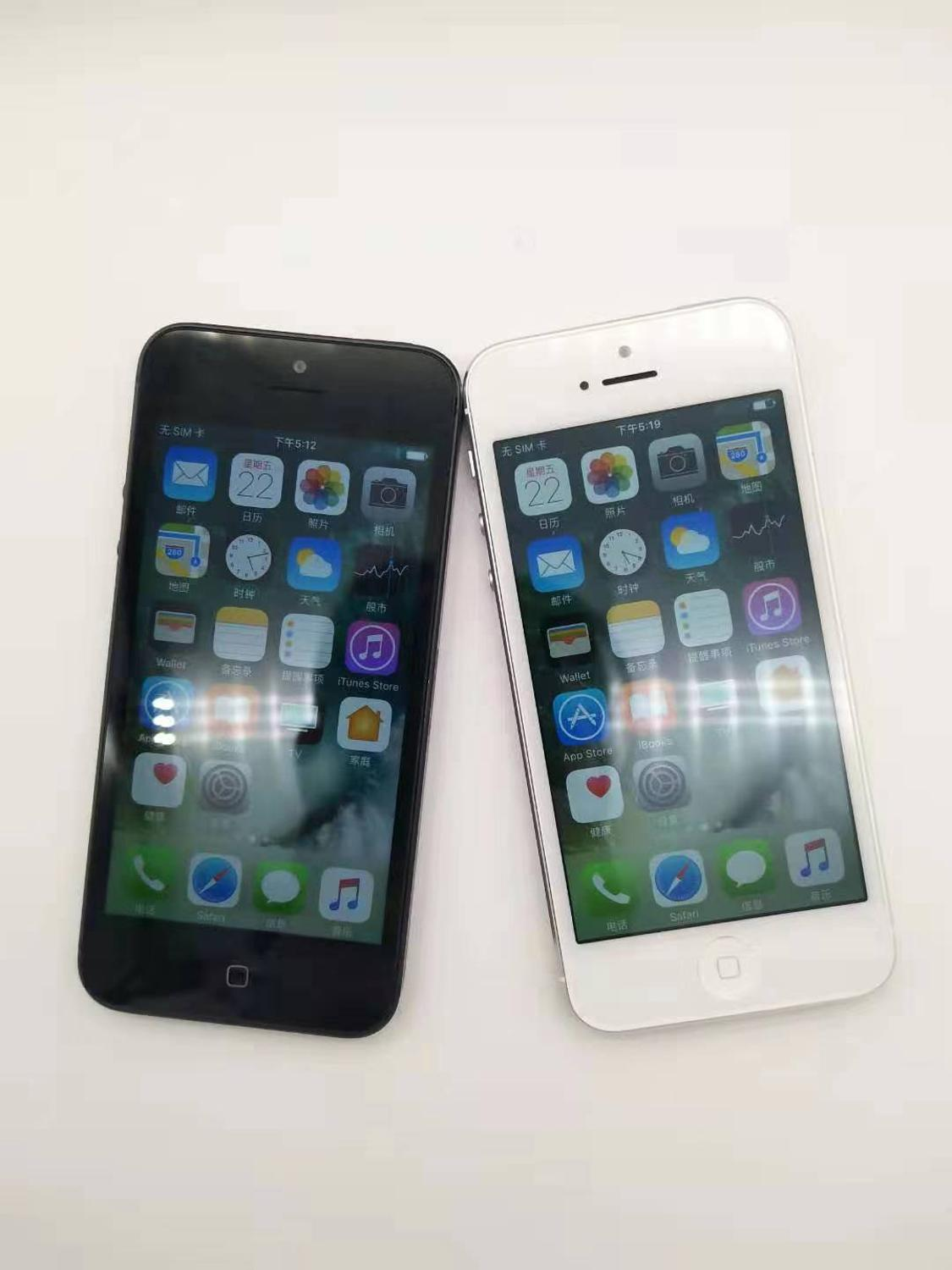 Original Apple IPhone 5 Unlocked Mobile Phone IOS Dual-core 4.0