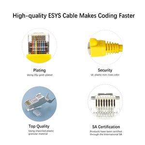 Image 5 - ESYS кабель ENET для BMW F Series обновление скрытых данных E SYS ICOM программатор ECU OBD OBD2 сканер автомобильный диагностический инструмент