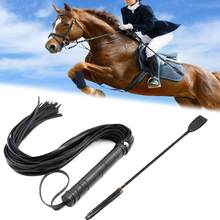 "New 18"" Riding Crop Jump Bat and Faux Leather Short Horse Riding Crop,Premium Quality Crops,Equestrianism Horse Crop(China)"