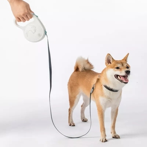Image 2 - Youpin Jordan Judy Pet Retractable Traction Rope Mibai Flexible Safe Locking Automatic Uncoiling 5 Meters Rope Dog 85kg Max