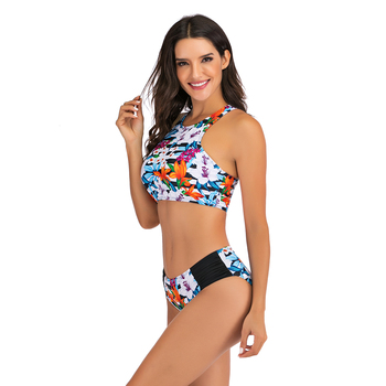 Sexy Bikinis Plus size Swimwear Women Mirco bikini 2020 mujer Two Piece Swimsuit swimming suit Beach Sport Swimsuit Set May 2