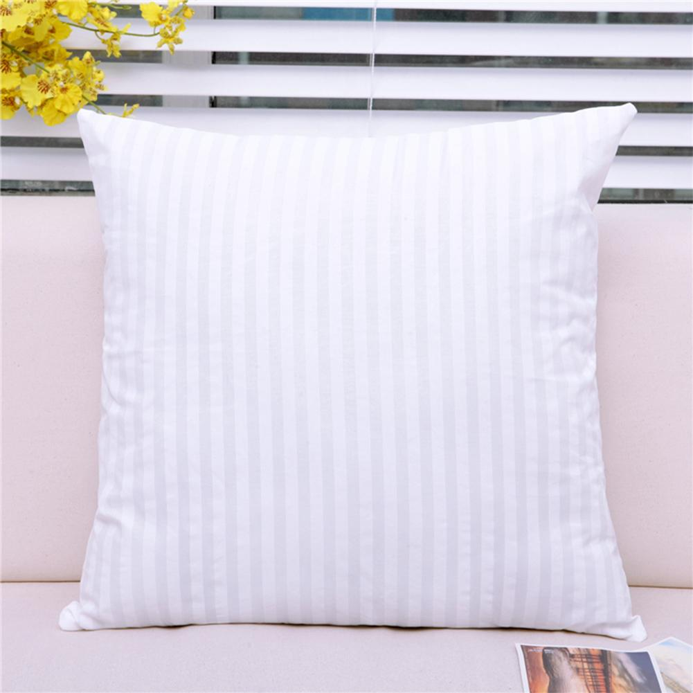 Home Cushion Inner Filling Cotton-padded Pillow Core For Car Soft Pillow Cushion Insert Cushion Core 40x40/45x45/50x50cm