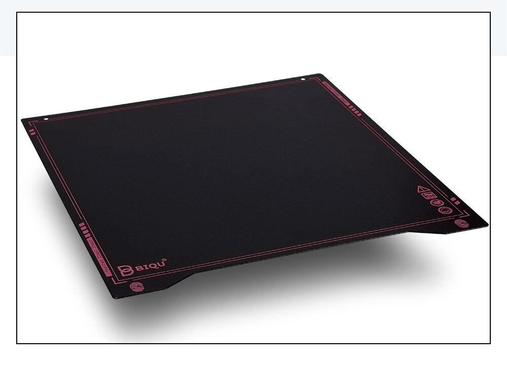 Superfície 235*235*0.3mm Para Impressora e Anet B1 3D Ender- 3