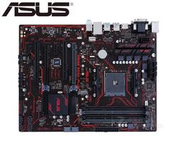 ASUS PRIME B350-PLUS original motherboard M.2  B350 Socket AM4 DDR4 64GB USB3.0 USB3.1 boards SATA3 used desktop mainboard PC