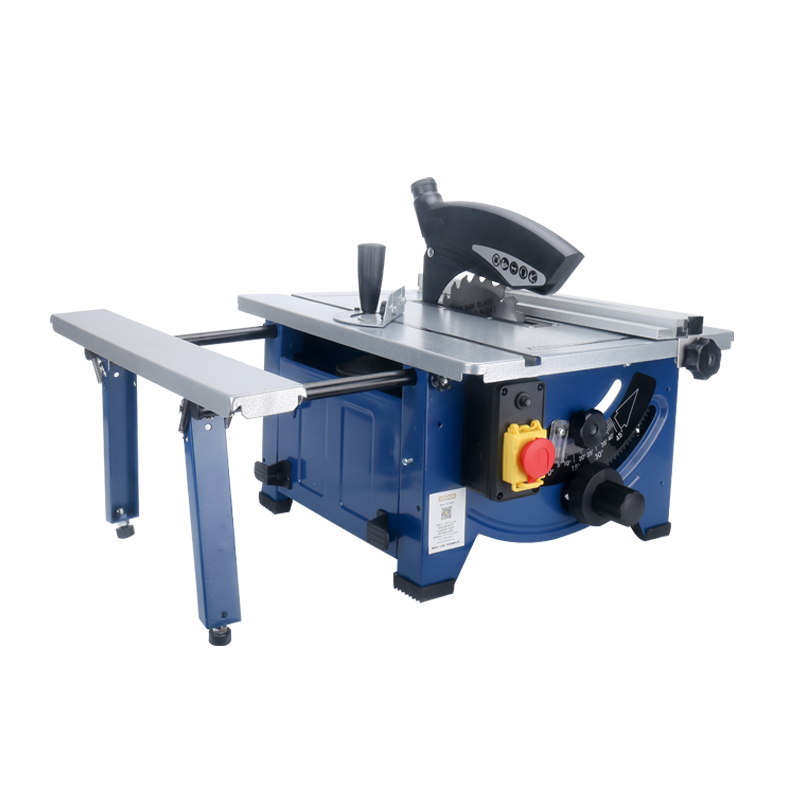 LIVTER Woodworking Small Table Saw Multifunctional Cutting Machine 8 Inch Household Panel Saw 45 Degree Desktop Electric Saw