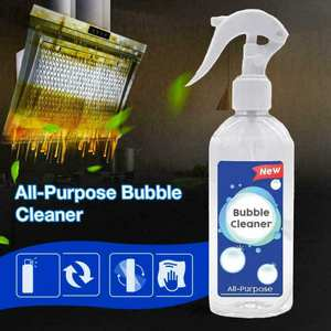 Kitchen-Grease-Cleaner Cleaning-Bubble Multi-Purpose Powerful Home-Supplies 200ml