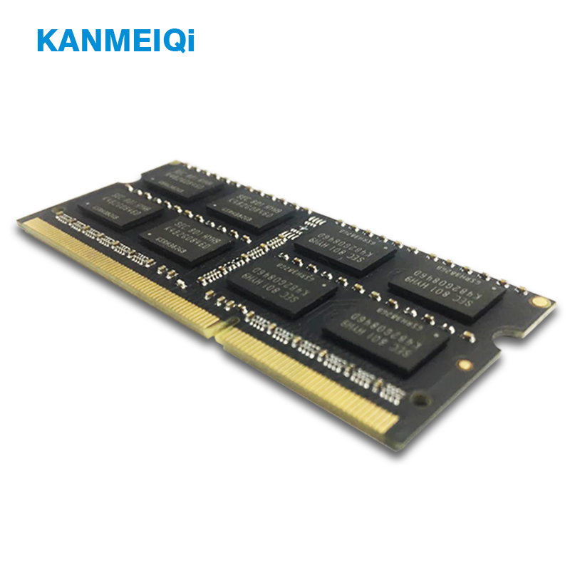 KANMEIQi DDR3 2GB/4GB/8GB Laptop Memory With Dual Channel Support 2