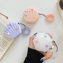 3D Cute Cartoon Shell Case For Airpods 2 Case Silicone Earphone Case For Apple Air pods Case Wireles