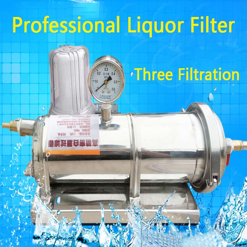 Liquor Filter, Liquor Starter, Paste, Turbidity Removal, Active Carbon Automatic Aging Machine, Liquor Making Equipment