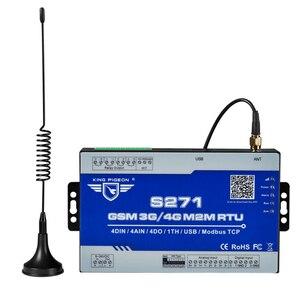Image 2 - IOT M2M RTU Modbus Slave GSM 3G 4G A Distanza di Allarme di Controllo Gru A Torre di Acquisizione Dei Dati di Monitoraggio Scalabile IO porta S271