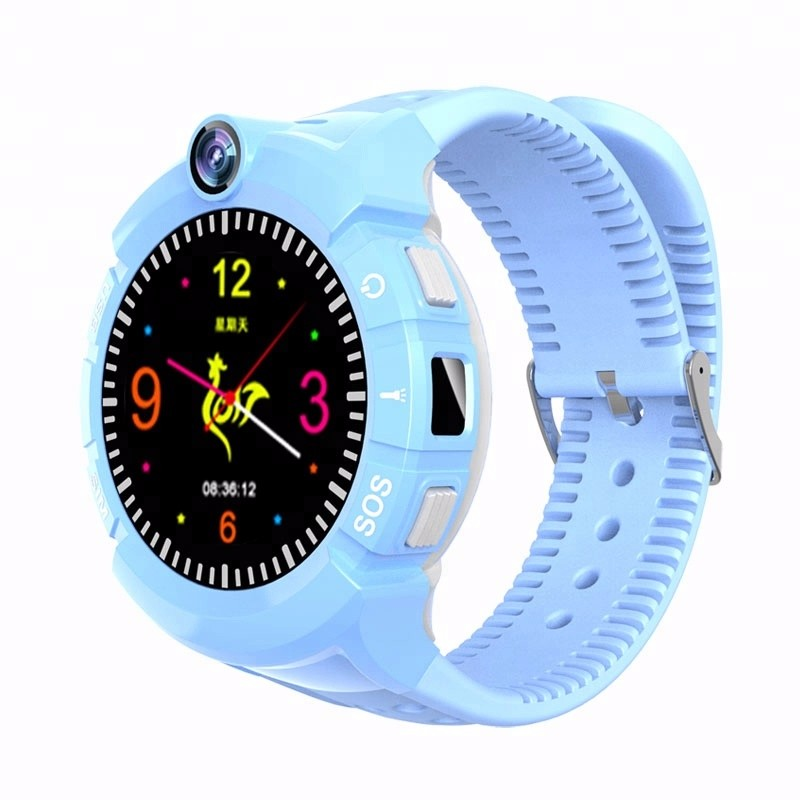 Hfae22d086dbb4c1e94cc25b05664027bt - New Smart watch Kid SmartWatches GPS Baby Watch for Children SOS Call Location Finder Locator Tracker Anti Lost Monitor
