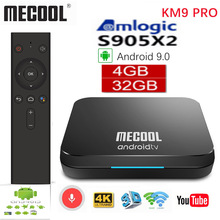 MECOOL KM9 Pro Google Certified Androidtv Android 9.0 TV Box