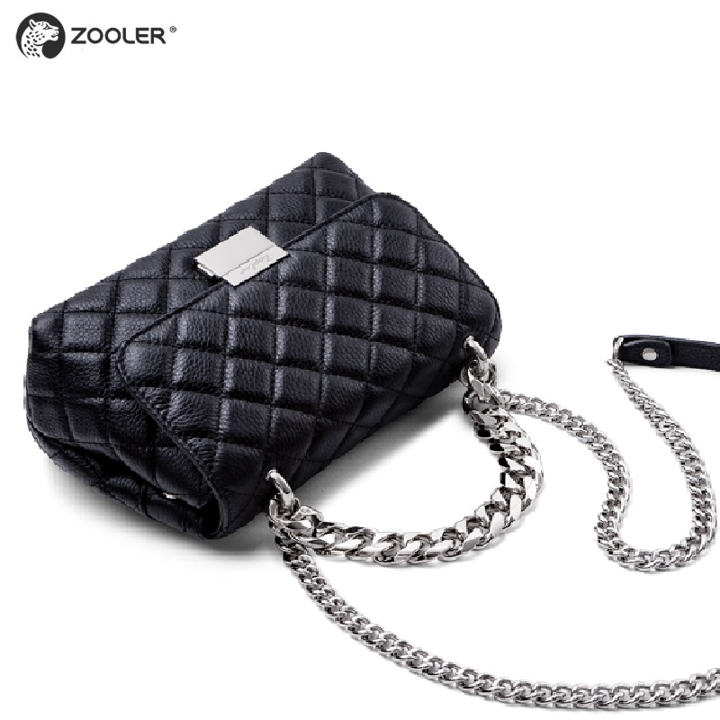 ZOOLER genuine leather bag for women 2019 messenger bag cross body luxury handbags woman tote bags