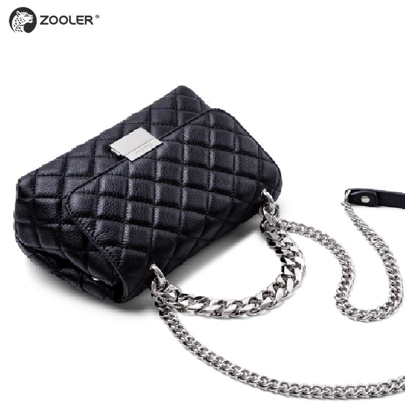 ZOOLER genuine leather bag for women 2019 messenger bag cross body luxury handbags woman tote bags
