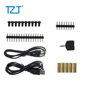 Image 4 - TZT 16 רמת LED מוסיקה ספקטרום אודיו רמת מחוון מוסיקה תצוגת DIY גמור ערכות AK1616