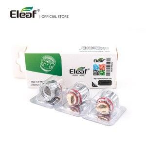 Image 5 - 3ピース/ロットオリジナルeleaf HW T/HW T2 0.2ohm用eleaf ijust 3プロキット革新的なタービンシステム電子タバコ