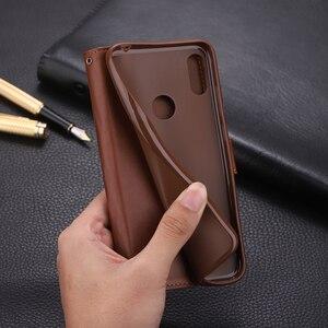 Image 2 - Für Xiaomi Redmi 4X Fall Luxus Flip PU Leder Stehen Abdeckung Für Redmi Hinweis 7 8 Pro 8T 7A CC9 A3 k20 Pro Mi 9 9T Se Mi9 Lite 8A