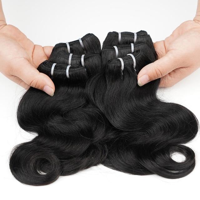 100% Brazilian Human Hair Extension 13