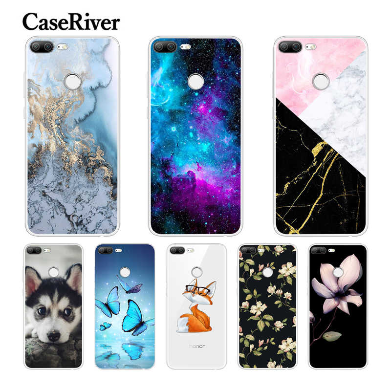 "CaseRiver TPU Soft Silicone For 5.65"" Huawei Honor 9 Lite Phone Back Case For Huawei Honor 9 Fundas Shell For Huawei Honor 10"